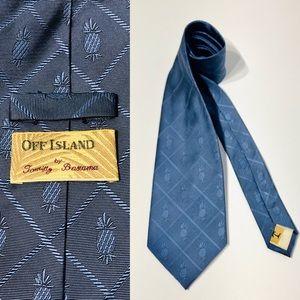 OFF ISLAND By Tommy Bahama Gentleman's Necktie